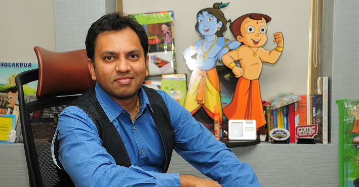 India's Walt Disney? Green Gold Animation's Rajiv Chilaka eyes iconic status